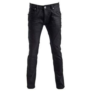 File:Mens Crafted Black Skinny Zip Jeans.jpg