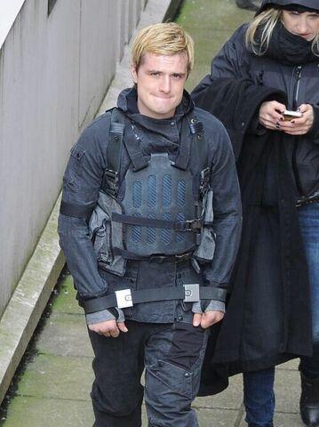 File:Josh on set.jpeg
