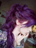 Purple-hair-girl-dp