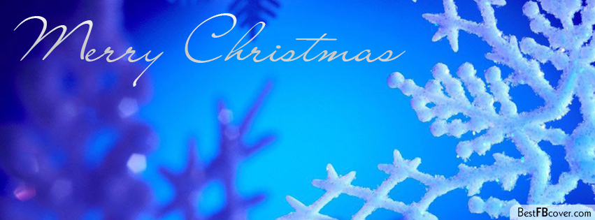 Blue-merry-christmas-Facebook-Timeline-Profile-Cover