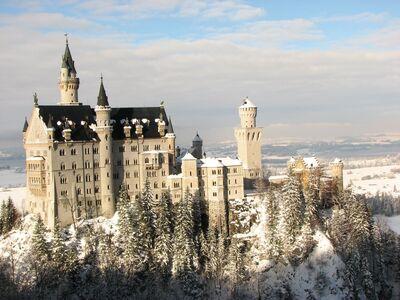 Neuschwanstein Castle Germany6
