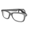 Basic glasses gray