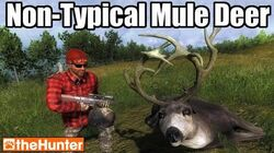 TheHunter NON-TYPICAL MULE DEER