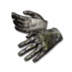 Gloves alpine camo