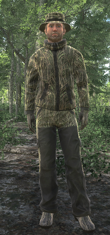 Hunting Outfit 05