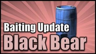 TheHunter ★ New Baiting ★ BLACK BEARS - Comparison to the Golden Days of Baiting