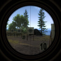 3x20mmMuzzleloaderScope