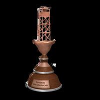 Trophy tower bronze