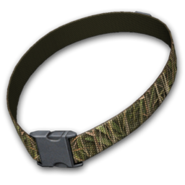 Dog collar swamp camo