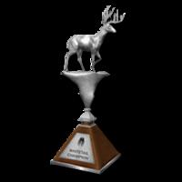 Trophy wt silver
