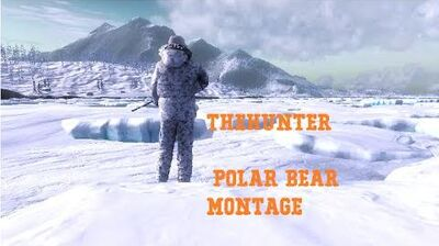 TheHunter - Polar Bear Montage 1080p; HD
