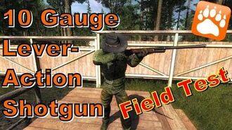 10 GA Lever-Action Shotgun Field Test theHunter Classic 2017
