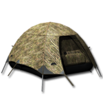 Large equipment tent swamp camouflage 256