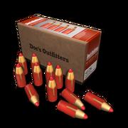 45 saboted bullet