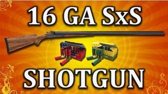 TheHunter 16 GA Side by Side Shotgun First Look