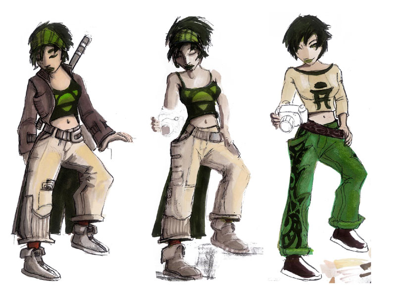 Category Characters Iris Network The Beyond Good And Evil Wiki Fandom Powered By Wikia