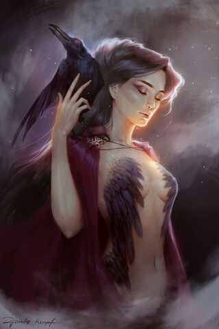 File:The morrigan by shilesque-d8qelnf.jpg