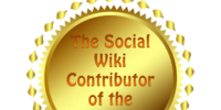 Contributor of the Year - 2013