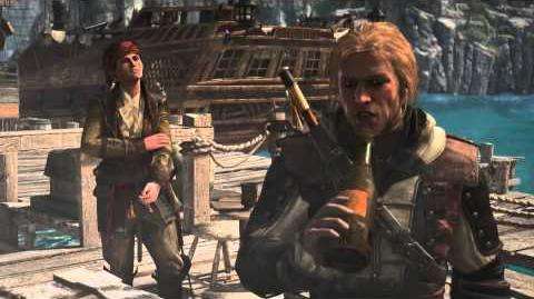 Official Launch Trailer Assassin's Creed IV Black Flag UK