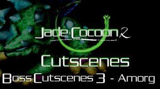 Jade Cocoon 2 - Cutscenes, Boss Cutscene 3 - Amorg