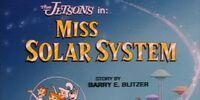Miss Solar System (episode)