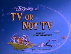 Tv or not tv title