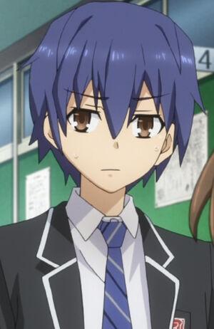 Shido itsuka 48609