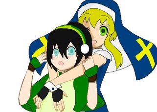 Hug teh Loli by evergirl21