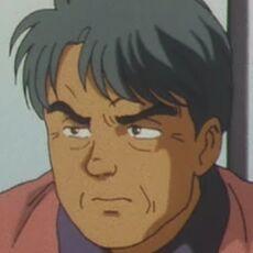 Ryozo Aoyama (Anime Portrait)