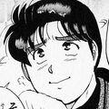 Hajime Kindaichi (Tarot Mountain Hut Murder Case Portrait)