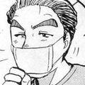 Hajime Kindaichi's Father (Young Kindaichi's Trip of Death Preparedness Portrait)