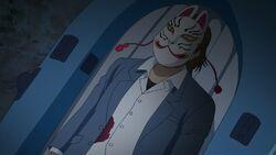 Kotaro Inuio's Dead Body (Anime)