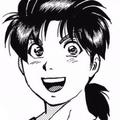 Hajime Kindaichi (Thunder Festival Murder Case Portrait)