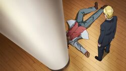 Li Xin's Dead Body (Anime)