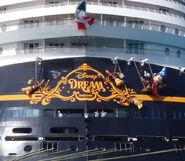 Disney drem stern