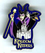 Kingdom Keepers Pin