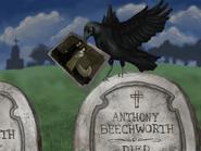 Anthonys tomb stone