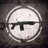 Semi Auto Rifle 01