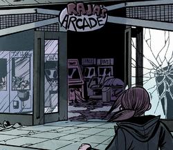 AD - Raja's Arcade