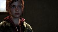 Ellie in a jacket