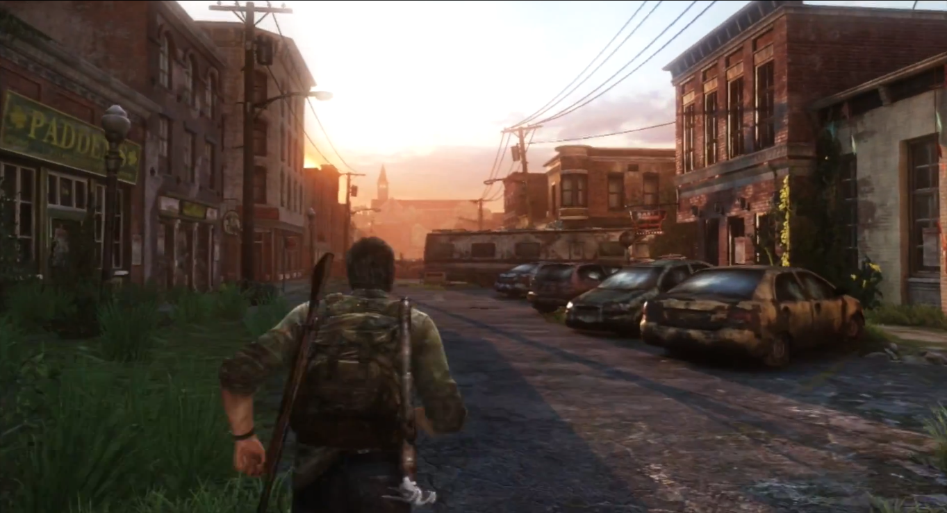 Bills Town The Last Of Us Wiki FANDOM Powered By Wikia - Last of us lake resort map