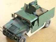 Humvee build 012