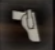 Weapon holsters icon
