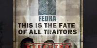 Traitors Flyer