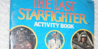 The Last Starfighter (activity book)