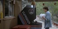 Starfighter (arcade machine)