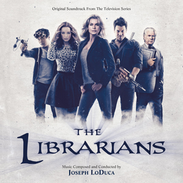 The Librarians Soundtrack (Season 1)