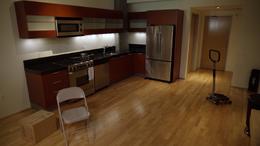 Eve Baird's apartment