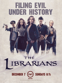 The Librarians season 1 poster