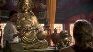 Shangri-La temple room